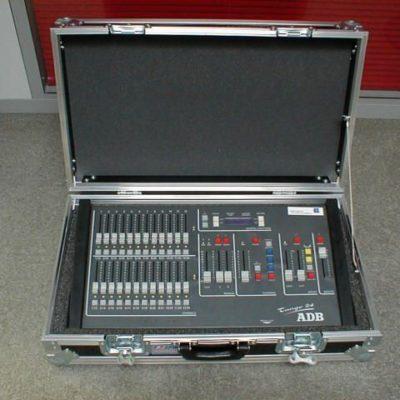 flight case sur mesure audioviuel