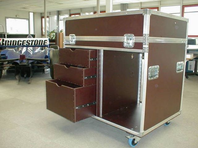 flight case sur mesure betonex