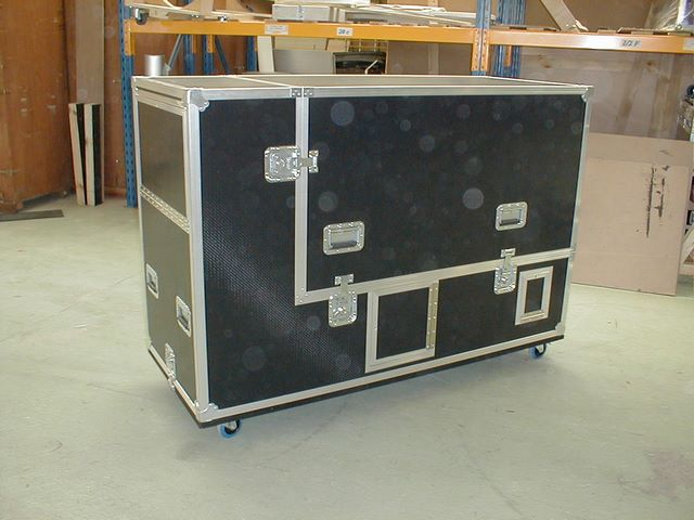 flight case industrie sur mesure france