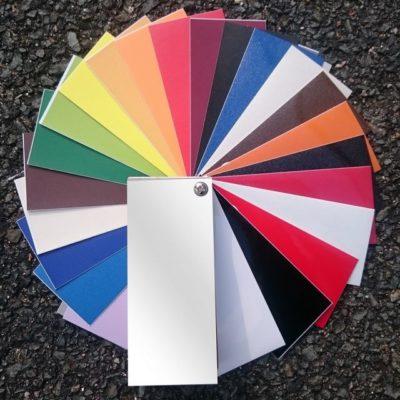flight case polycarbonate personnalisé couleur